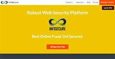 Logo of InfiSecure