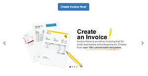 Logo of Invoice Home