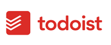 Logo of Todoist