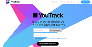 Logo of YouTrack