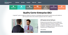 Logo of HP Quality Center