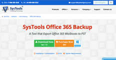 Logo of Office 365 Backup & Restore