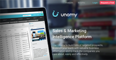 Logo of Unomy