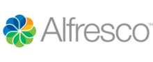 Logo of Alfresco