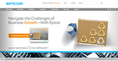 Epicor Retail screenshot