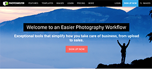 PhotoShelter Reviews Overview Pricing And Features - Photoshelter templates