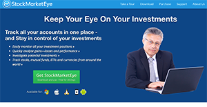 StockMarketEye screenshot