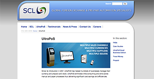 Logo of UltraPoS