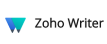 Logo of Zoho Writer