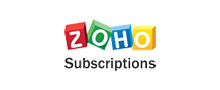 Logo of Zoho Subscriptions