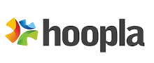 Logo of Hoopla