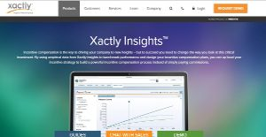Logo of Xactly Insights