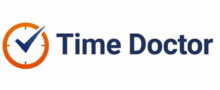 Logo of Time Doctor