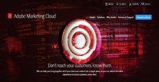 Logo of Adobe Marketing Cloud