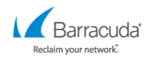 Logo of Barracuda Cloud