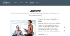 Logo of HP Loadrunner