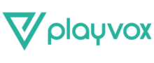 Logo of PlayVox