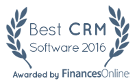 Pipedrive won our Best CRM Software Award for 2016