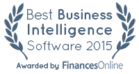 Sisense won our Best BI Software Award for 2015