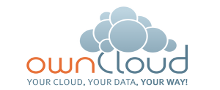 Logo of ownCloud