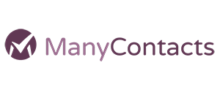 Logo of ManyContacts