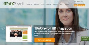 Logo of TRAXPayroll