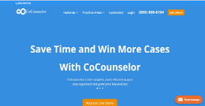 Logo of CoCounselor