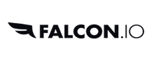 Logo of Falcon.io