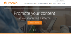 Logo of Outbrain