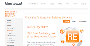 Logo of Raiser's Edge
