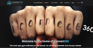 Logo of iConnect360