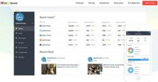 Zoho Social screenshot