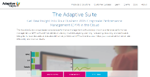 Logo of Adaptive Suite