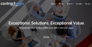 Logo of Contract Logix