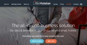 Logo of Little Hotelier