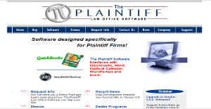 Logo of The Plaintiff