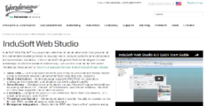 InduSoft Web Studio screenshot