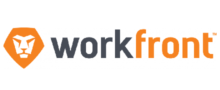 Logo of Workfront
