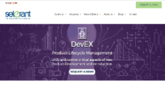 Logo of DevEX PLM
