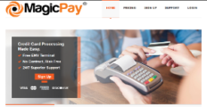 MagicPay screenshot