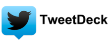 Logo of TweetDeck