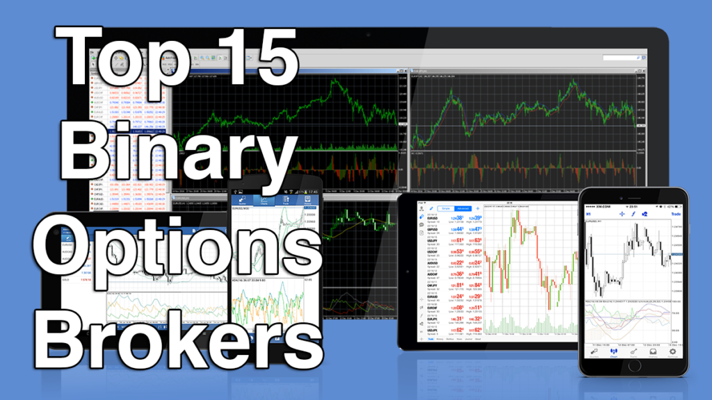 binary option brokers for us