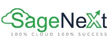 Logo of SageNext Sage Hosting