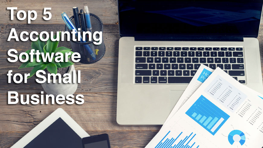 Top 5 Accounting Software for Small Business in 2017 ...