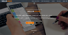 HelloLeads screenshot