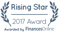 Rising star 2017 award