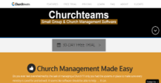 Churchteams screenshot