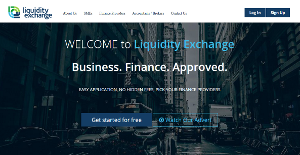 Logo of Liquidity Exchange