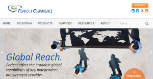 Logo of Perfect Commerce