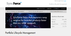Logo of SyncForce